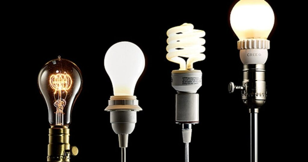 led bulbs - choose led bulb