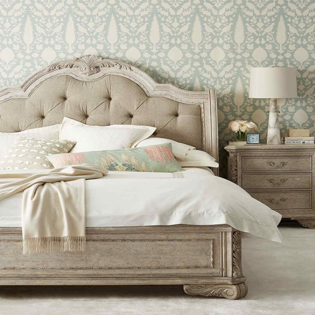 french bedroom wallpaper