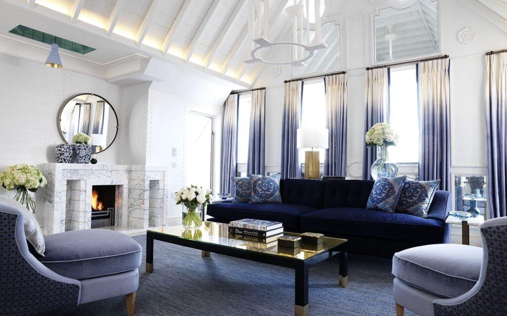 marine living room