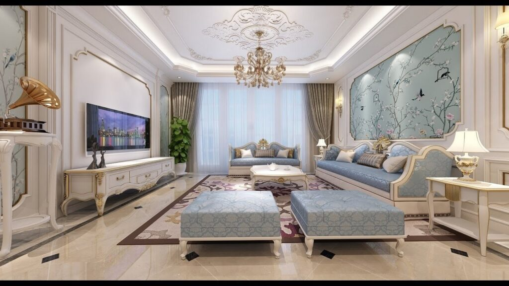 modern turkish interior design