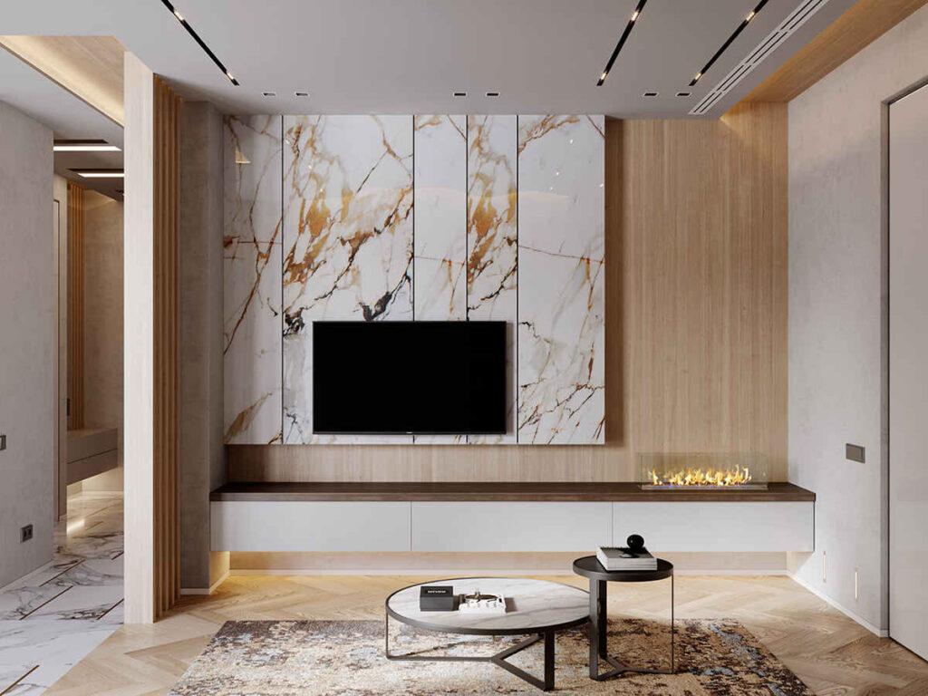 marble interior design