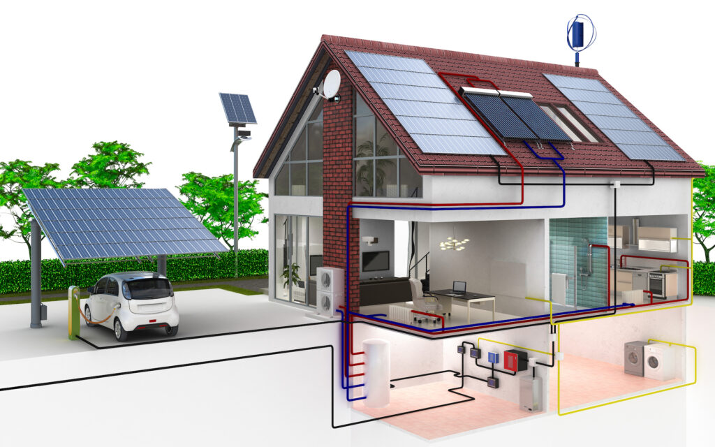 energy-efficient home