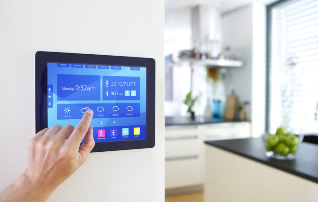 smart home system application