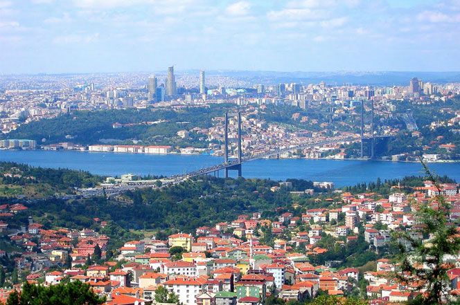 Asian Side of Istanbul