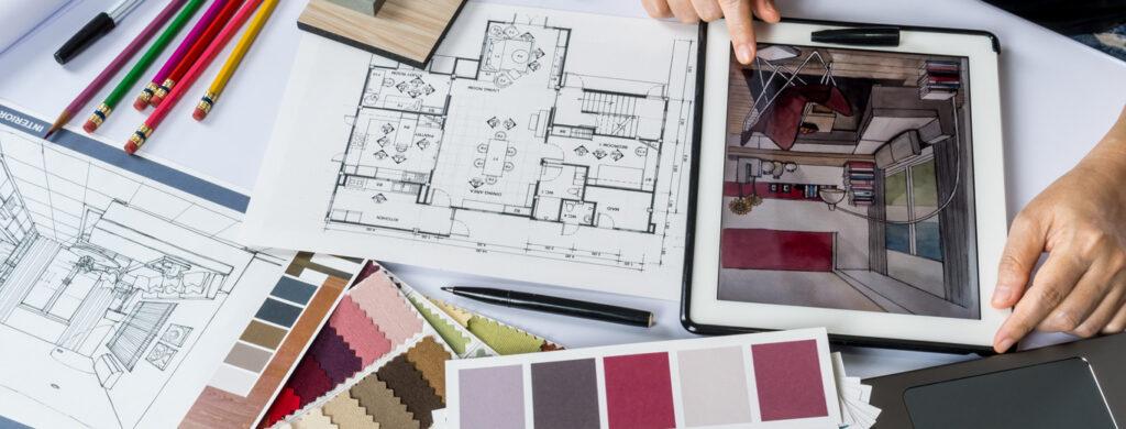 interior designer supervision