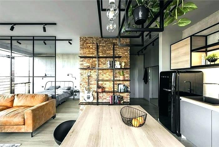 modern small apartment
