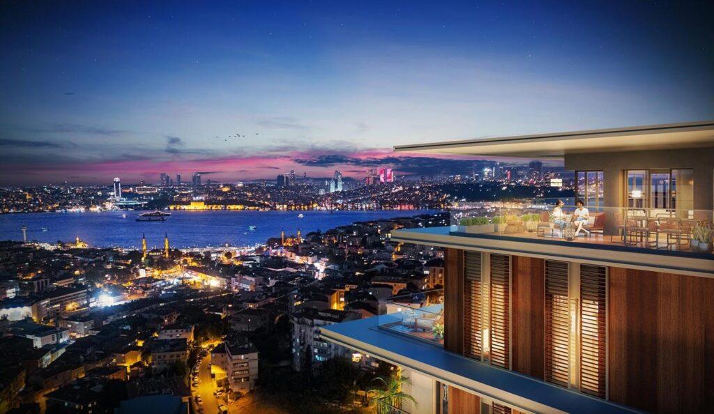 uskudar real estate in Istanbul